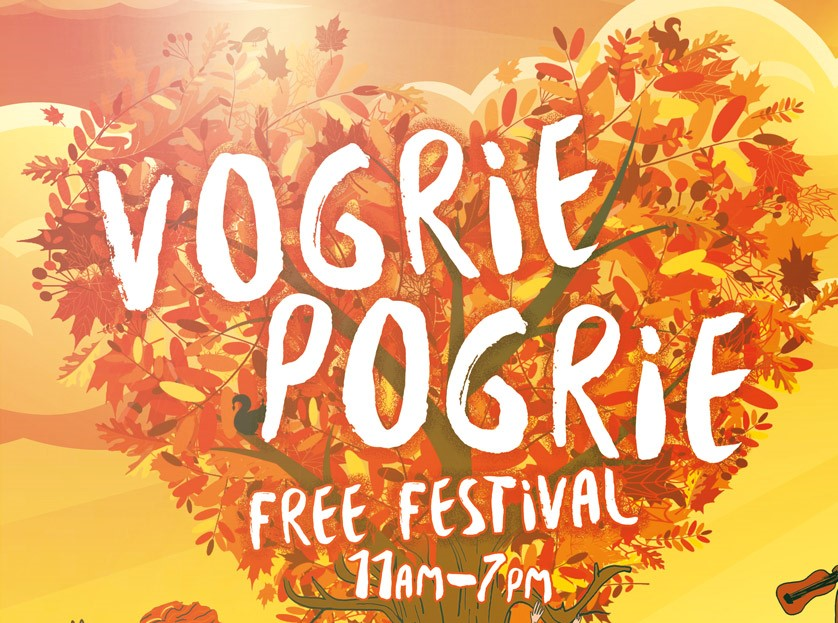 Vogrie Pogrie
