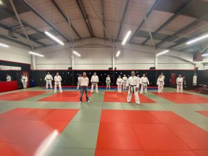 Randori Judo Class