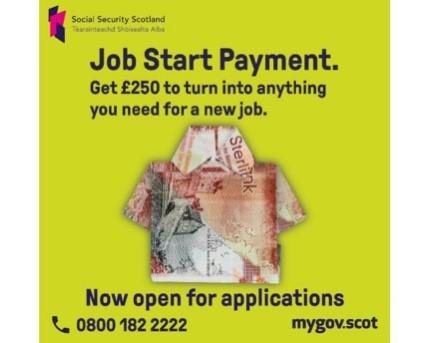 Job Start Payment
